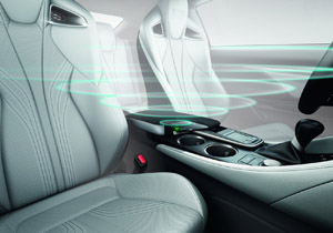Services connectés via l application Lexus Link