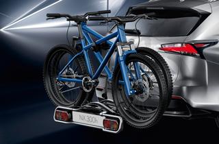 Porta bicicletas trasero