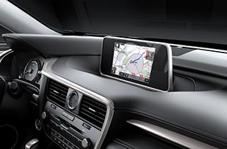 Lexus Nachrüst Navigationssystem nur für Fahrzeuge mit Lexus Media Display