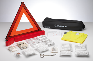 Lexus safety kit