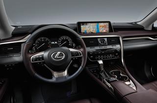 Lexus Navigation Kit