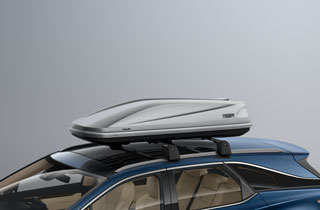 Thule Roof Box Touring 200 Titan Grey