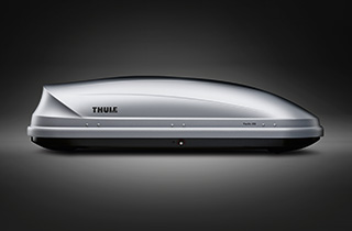 Luggage box Thule Pacific 200 Silver Grey