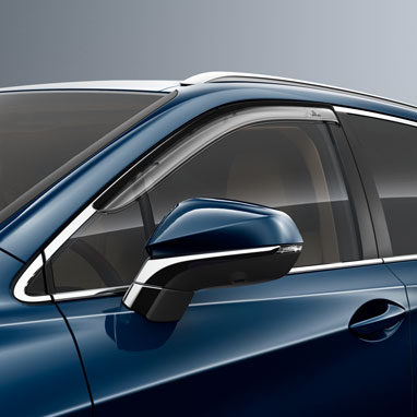 Wind Deflectors Front Set