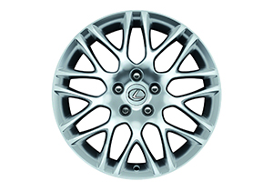 18 G SPIDER alloy wheels front set