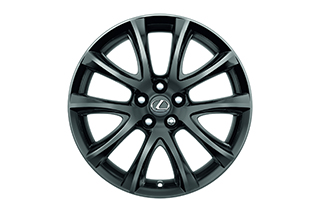 17 Zenga alloy wheels anthracite
