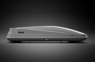 Box portatutto Thule Touring 600 Titan Grey