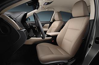 Lexus Nachrüst Lederinterieur Farbe Sandstein nur für Fahrzeuge ohne Sitzheizung