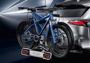 Rear bicycle holder 13 pin partnumber PZ41B 00502 00