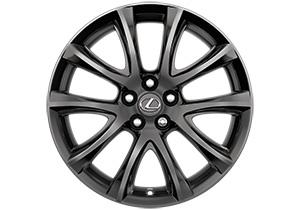 17 Zenga alloy wheel anthracite