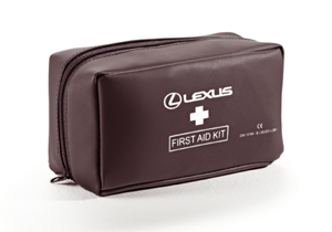 Genuine Lexus first aid kit