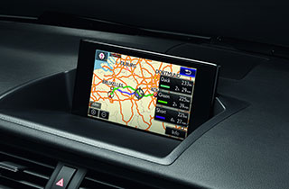 SD Karten Navigationssystem