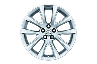 17 Zenga alloy wheels silver