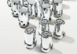 F Sport wheel locks