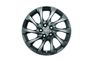 16 Fuyu alloy wheels anthracite