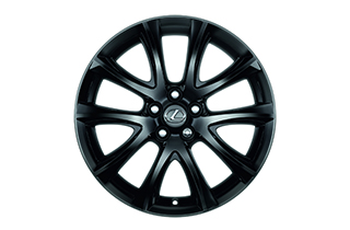 17 Zenga alloy wheels black