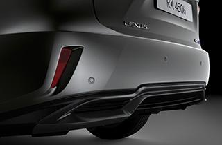 Toyota Einparksensor System TPA Sensorkit 2 tlg in Wagenfarbe lackiert
