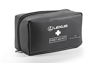 Lexus genuine First aid kit