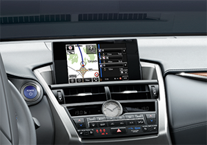 Lexus Navigation