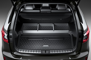 Trunk Liner low floor