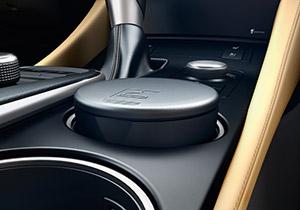 Lexus Aschenbecher bzw Kleinteile Behälter