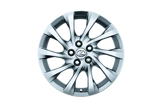 16 Fuyu alloy wheel silver