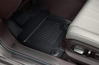 Rezin ayaqaltılar LHD 2WD