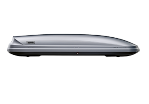 Ski box Thule Pacific 700 silver grey