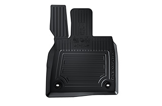 Rubber Floormats RHD full set