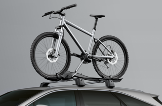 Roof bicycle holder right side