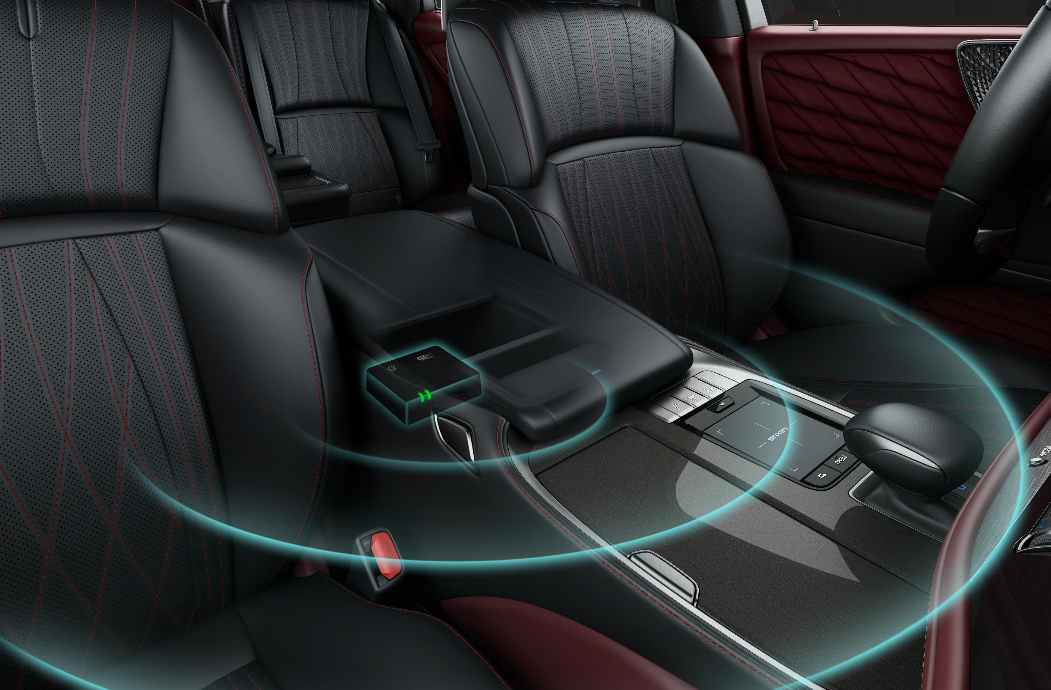 Lexus 4G Hotspot