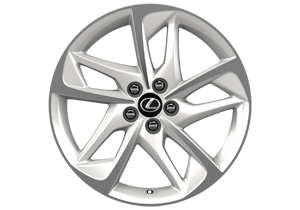 17 Yume alloy wheels pearl white